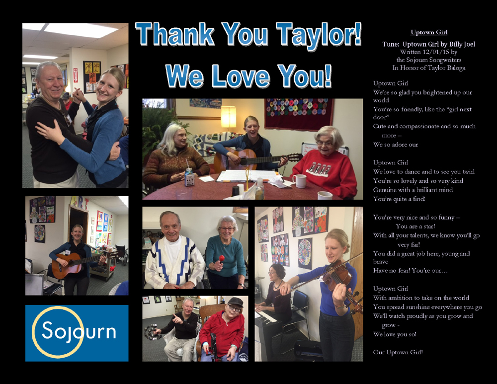 2015 Thank You Taylor Events and Activities 2